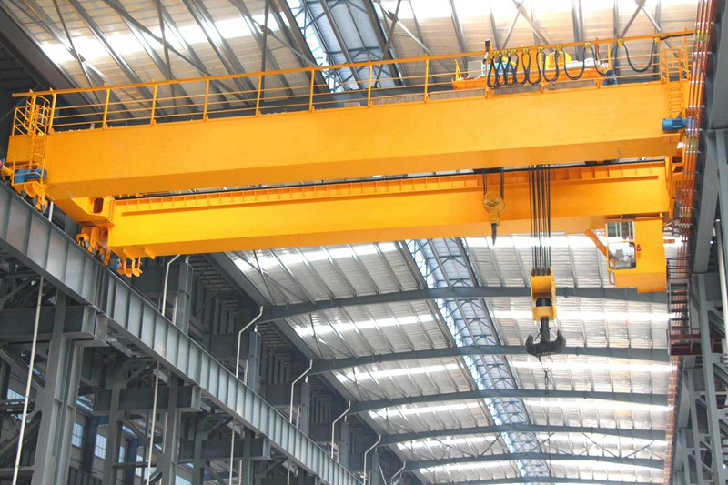 Sinoko 50t double beam bridge crane
