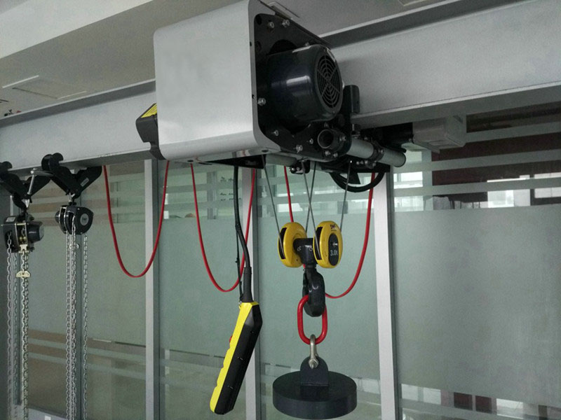 FEM Standard Electric Hoist for Single Girder Crane