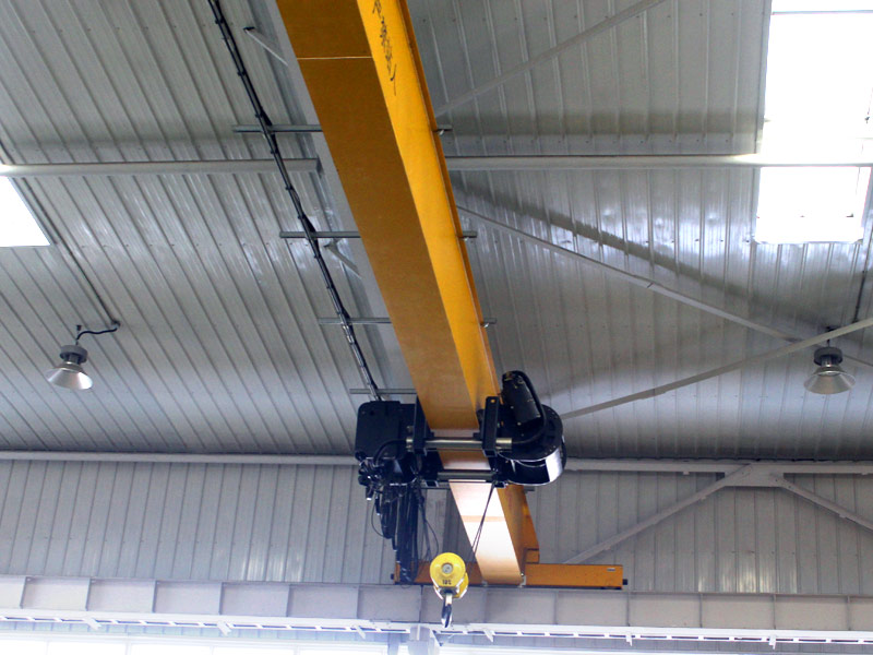 European Design Single Beam Workshop Crane