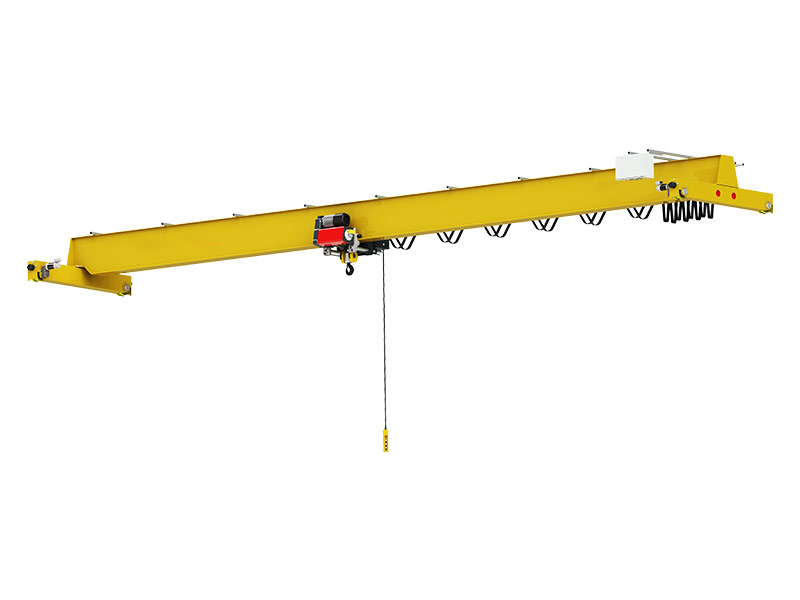 Workshop Lifting Equipment Monorail Roof Crane