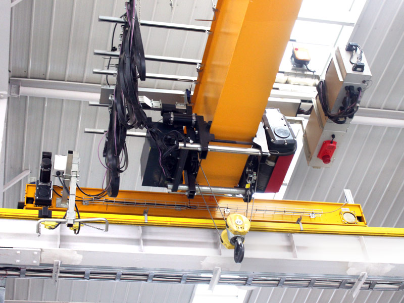 ABM Motor Driven Single Girder Crane
