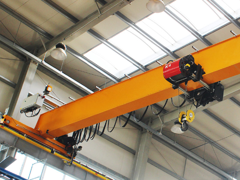 European Standard 10 Ton Single Girder Crane