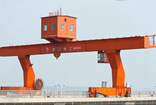Heavy Type Single Girder Gantry Crane