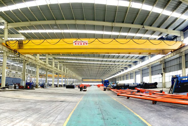 Double Girder European Overhead Crane