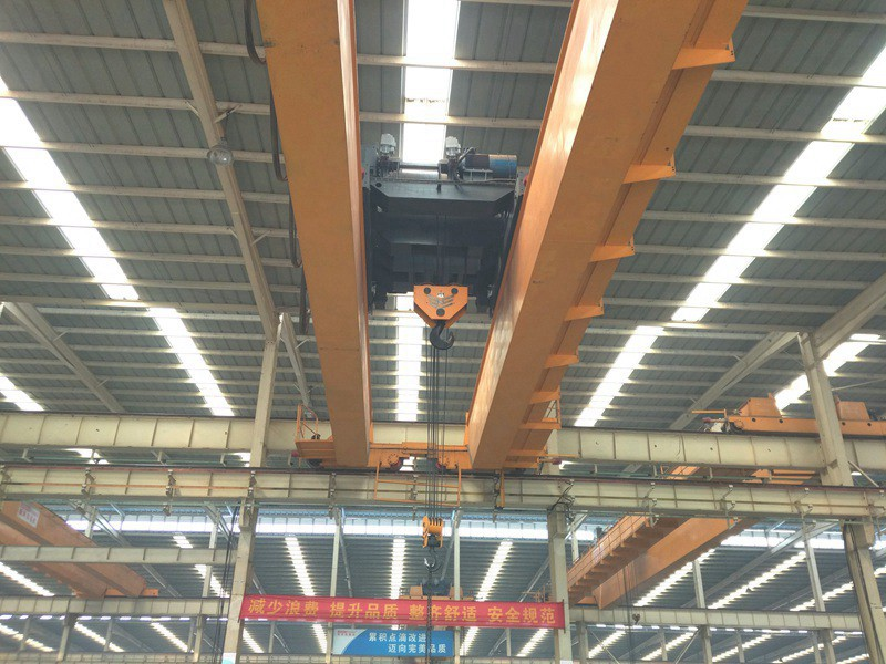 Steel Coil Lifting Overhead Crane
