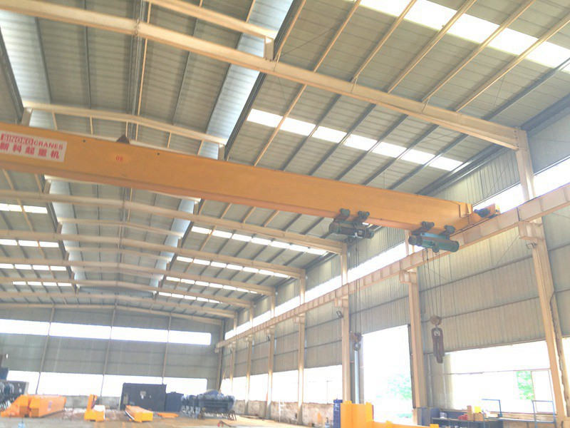 Single Beam Overhead Traveling Crane 5 ton 10ton 15ton 20ton