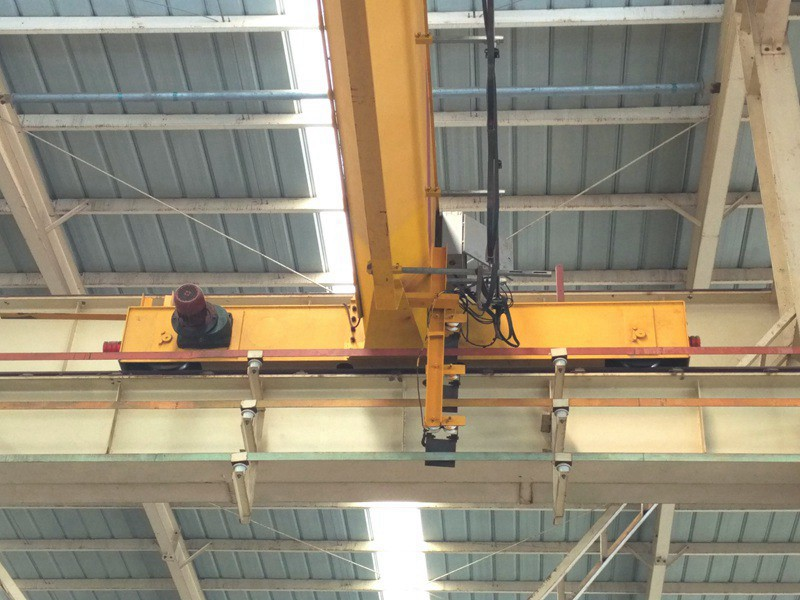 Remote Control Monorail Hoist Bridge Crane