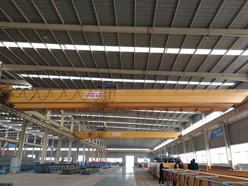 MH type light duty material lifting gantry crane with electric hoist