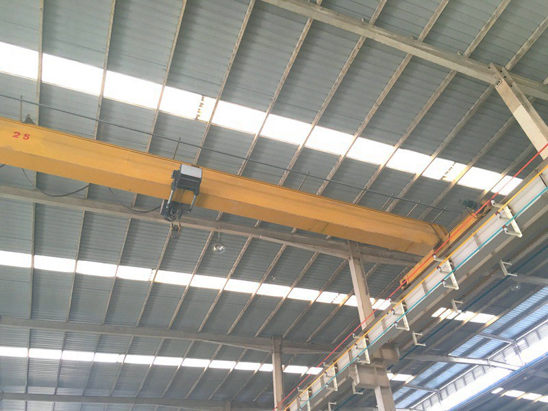 Remote Control Single Beam Chinese Overhead Crane 5 ton 10 ton 15 ton