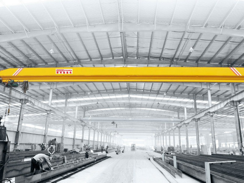 5ton-20tons Single Girder Overhead Crane with Electric Hoist