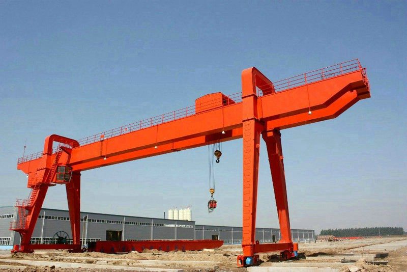 Double Girder Mobile Gantry Crane China