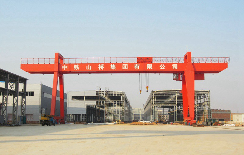 Rail Mounted Mobile Gantry Crane Supplier
