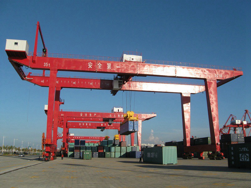 RMG Container Gantry Crane China Manufacture