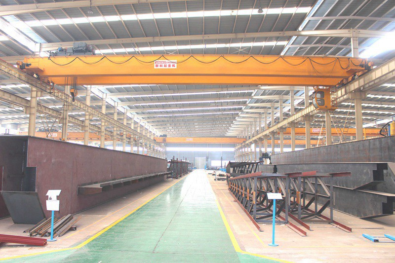 Sinoko Heavy Type Double Beam EOT crane