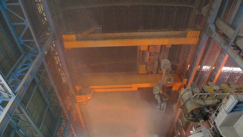Steel Plant Foundry Crane for Steel Making