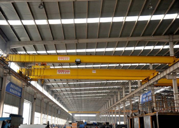 Overhead Cranes Europe : Ton overhead crane swf hoist cranes china