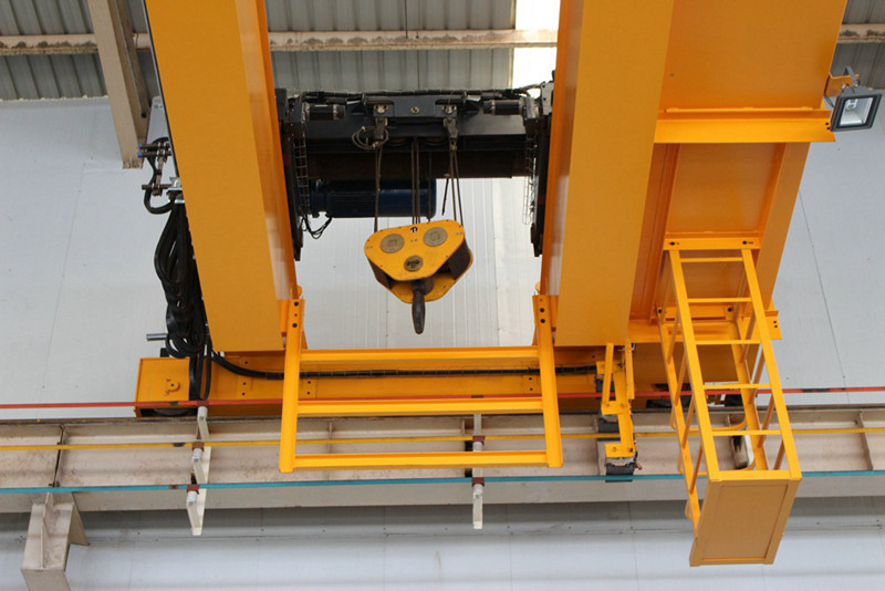 High Reliable Design 100 ton 150 ton Power Plant Turbine crane