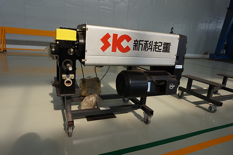 SIC Type Electric Wire Rope Hoist