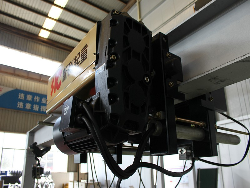 European Type 2t 5t 10t 20t Electric Hoist For Single Beam
