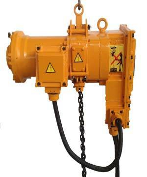 Electric Explosion Proof Chain Hoist