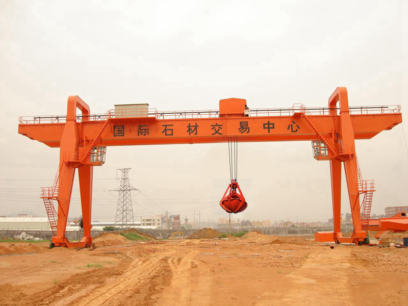 Automatic Control Grab Crane for Minerals, Coal, Sand and Stone
