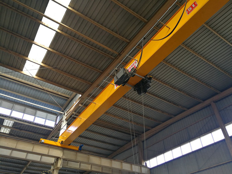 FEM Standard Variable Speed Remote Control  Monorail Crane
