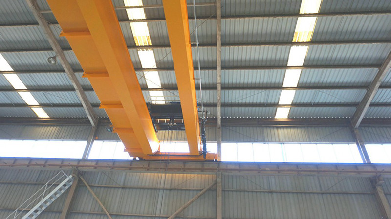FEM Standard Double Beam Open Winch Cranes