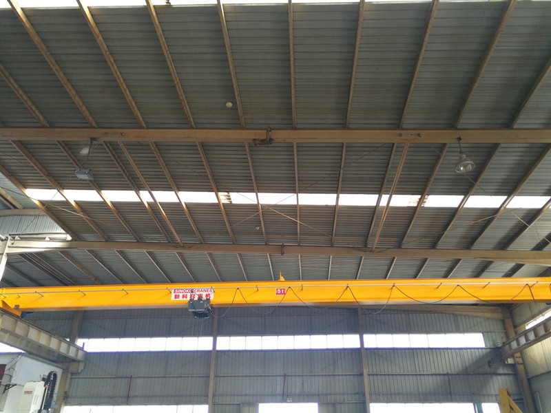 CE Certified Single Girder Crane