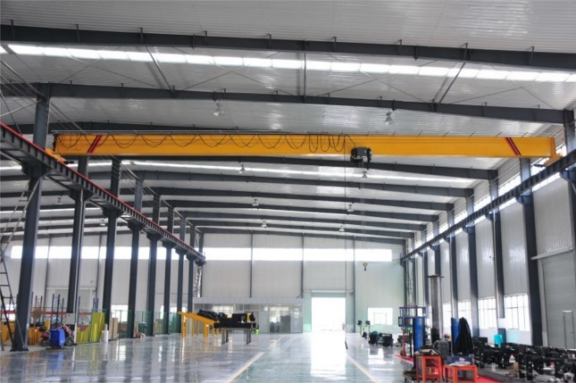 European Standard Single Beam Crane