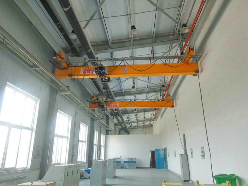 Wireless Control Roof Running Crane