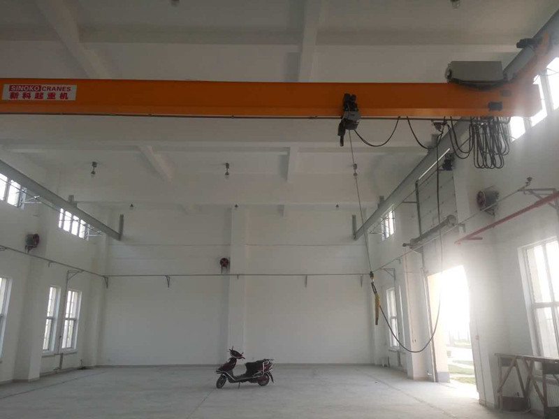 10 ton European Design Single Girder Overhead Crane