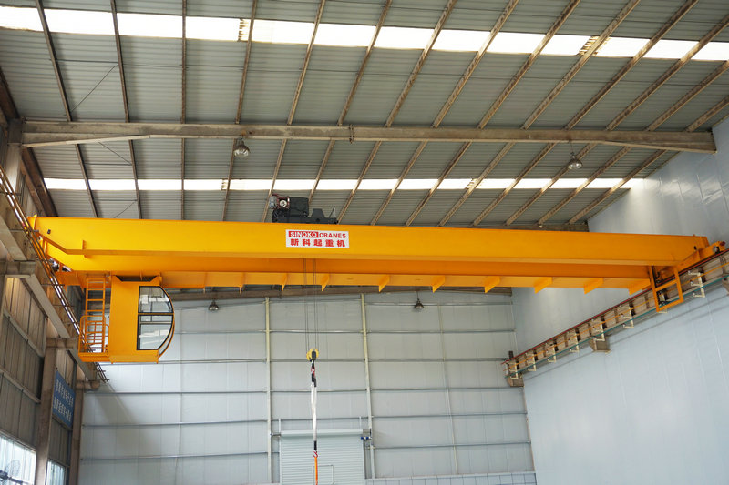 Double Girder Top Running Overhead Crane