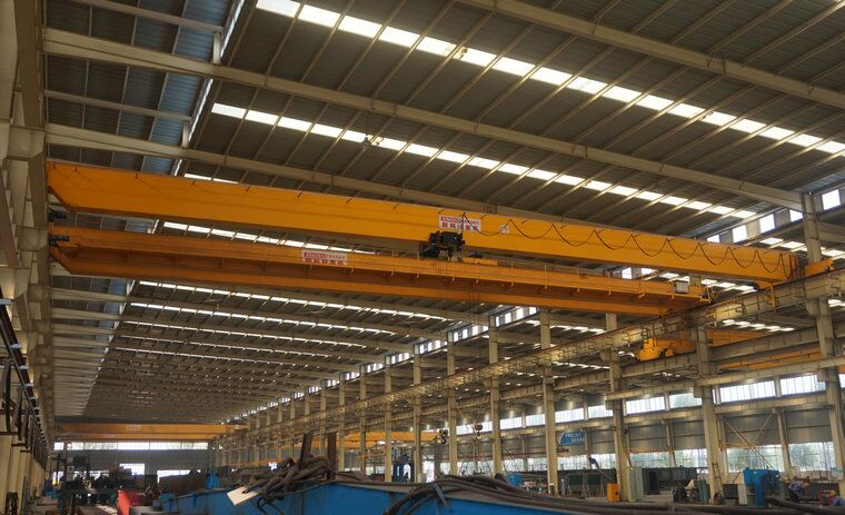 European Design 5 ton Monorail Hoist Crane