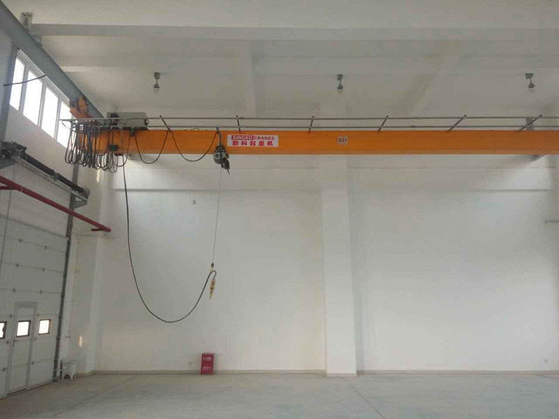 Warehouse Lifting Tool Overhead Traveling Roof Crane
