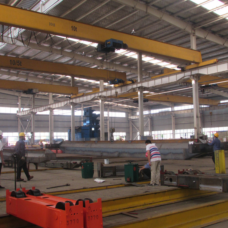 Workshop Lifting Equipment Monorail Overhead Crane
