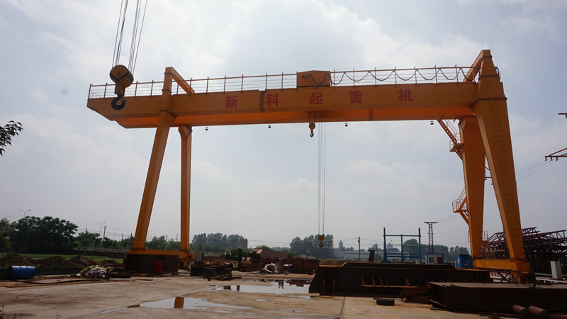 European Design Ground Running Gantry Crane
