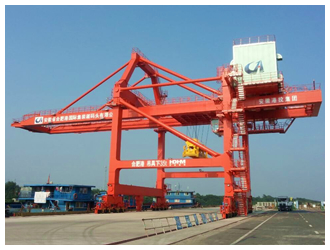 High Reliable Control Port Gantry Crane