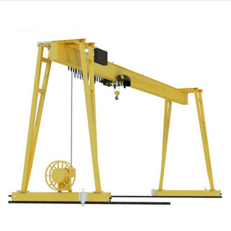 FEM STANDARD SINGLE BEAM GANTRY CRANE