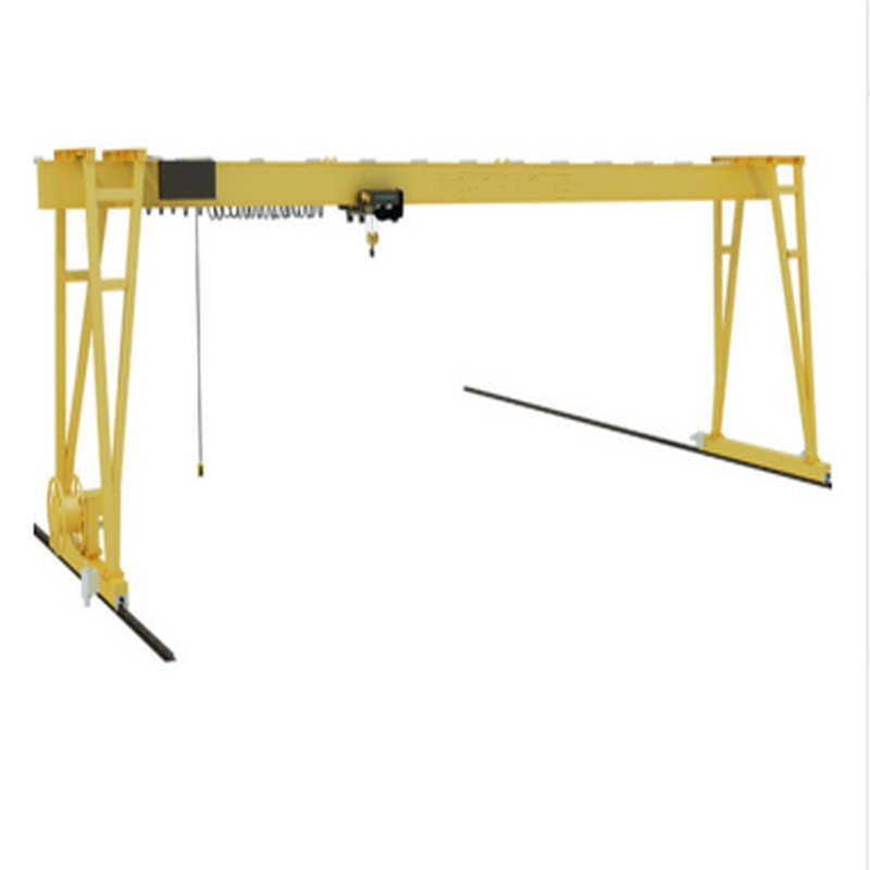 EN1090 Standard Single Girder Gantry Crane
