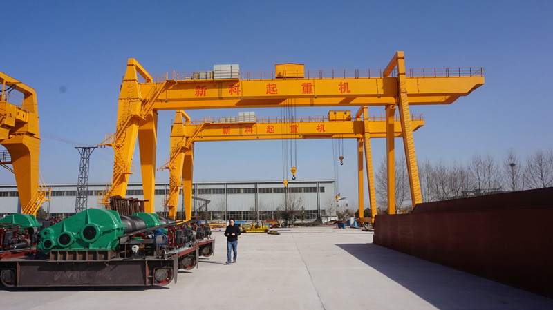 High Reliable Control Goliath Gantry Crane