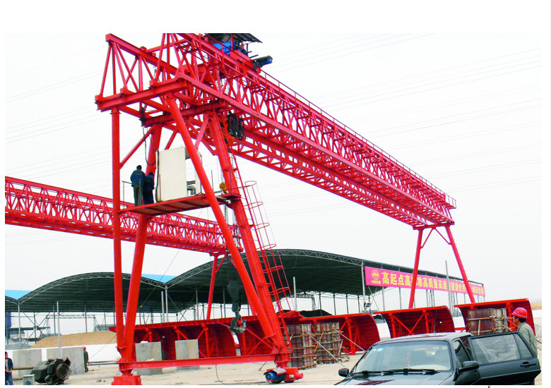 100T Engineering Gantry Crane