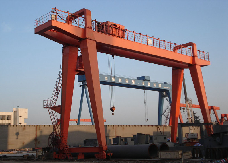 CE Certified Motor Driven Gantry Crane
