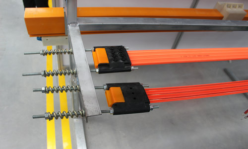 Insulated High Conductivity Bus Bar