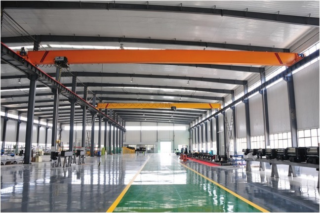 Double Speed Control Monorail EOT Crane
