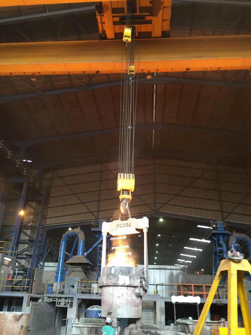 YZ Foundry Overhead Crane