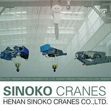Henan Sinoko cranes main products catalog