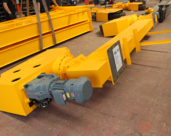 Mobile Rubber Tyre Gantry Crane has been shipped