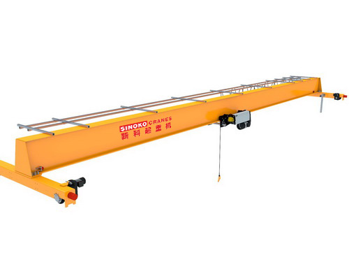 Euroepan type single girder overhead cranes.jpg