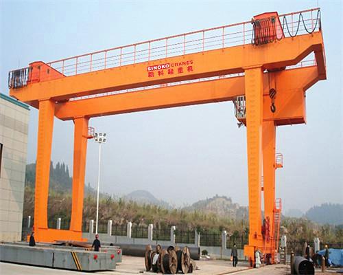 C:\Users\Administrator\Desktop\龙门1\Double girder  gantry cranes\双梁龙门\gantry cranes2345.jpg